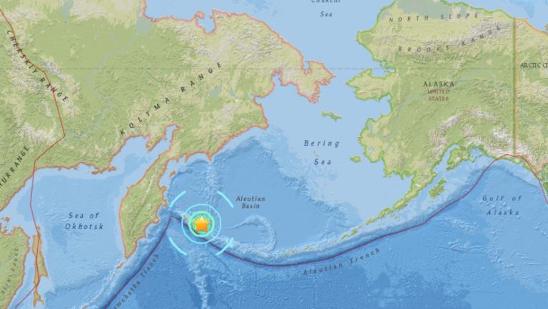 Alerta de tsunami tras sismo de magnitud 7,4 en Rusia