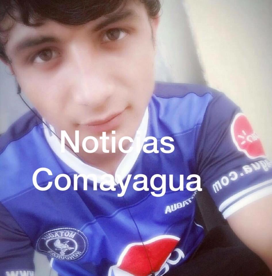 Muchacho asesinado en el departamento de Comayagua