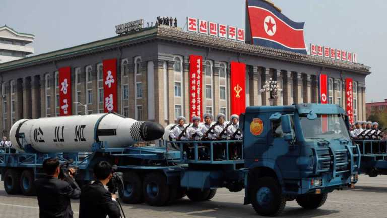 Corea del Norte está lista para lanzar armas nucleares
