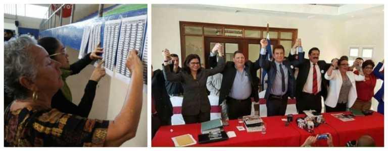 "Alianza de Oposición  a su ""Operativo Antifraude"" a nivel nacional"