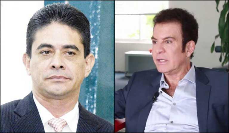 """Erick Rodríguez a Nasralla: """"No le he robado a nadie, ni tan siquiera una caricia"""""""
