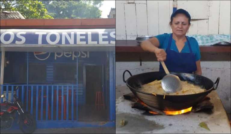 """Los Toneles, más de cuatro décadas sirviendo """"pastelitos"""" a la capital"""