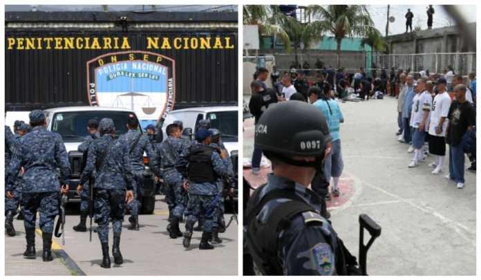 cárceles hondureñas