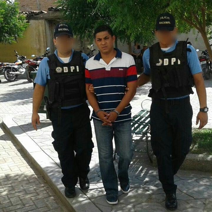 DPI captura a supuesto extorsionador en Comayagua
