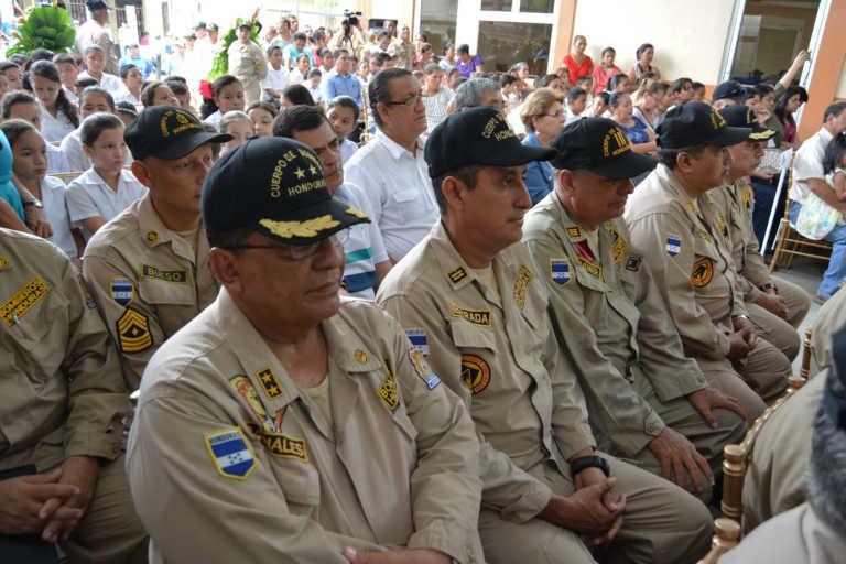 Remodelan estación de bomberos de la Montefresco en San Pedro Sula