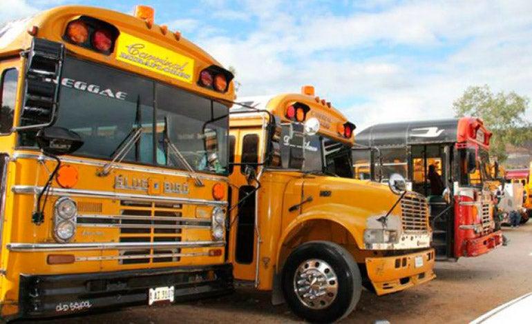 Acoso sexual en autobuses