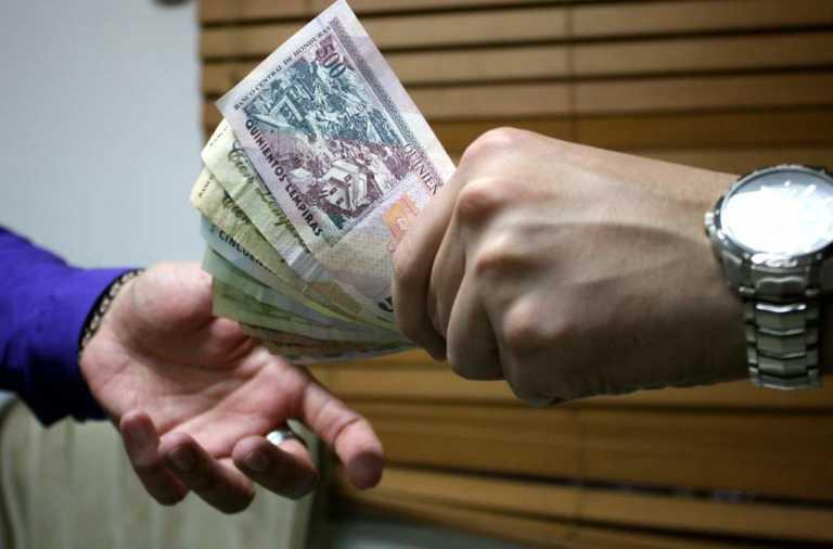 Unos L. 10 millones pierde el Estado de Honduras en materia de corrupción