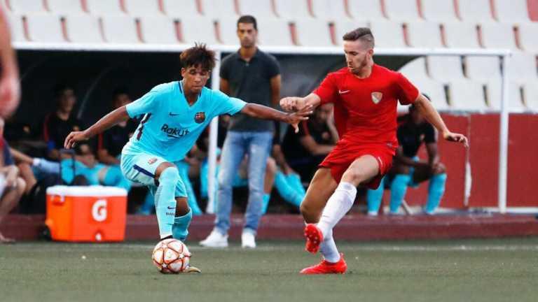 El Barcelona B y el «Choco» quedan fuera de la Copa Cataluña