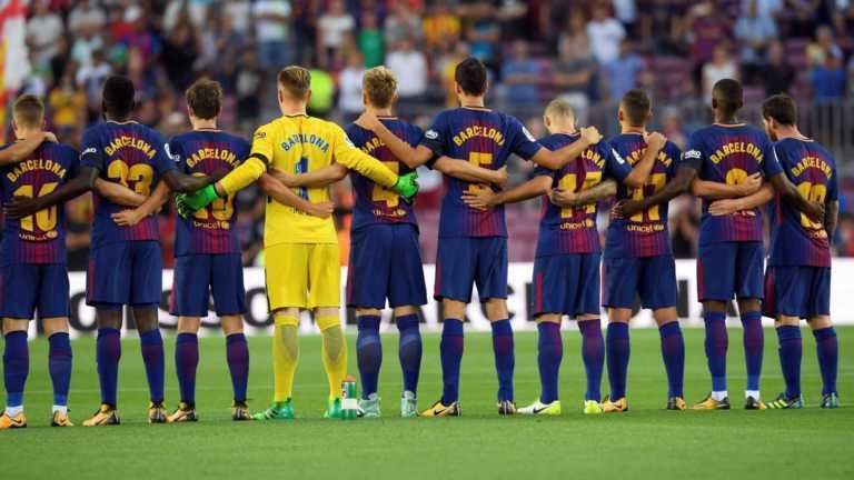Barcelona sumó su primer triunfo en La Liga