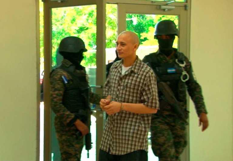 SPS: Llega a tribunales pandillero de la 18 grabado en video