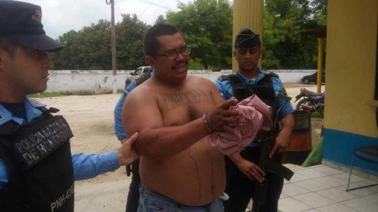 Presunto pandillero mexicano de la 18 es arrestado en La Lima