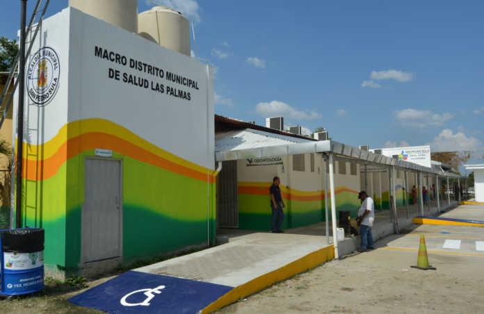 Macro Distritos de Salud