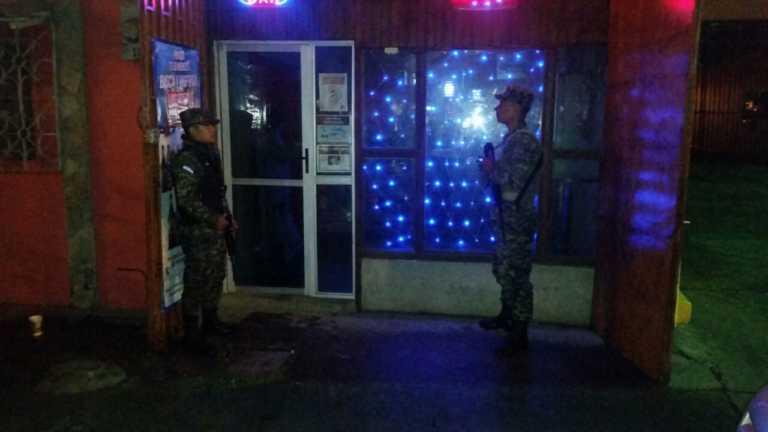 """Siete niñas son rescatadas de """"night clubs"""" en Comayagua"""