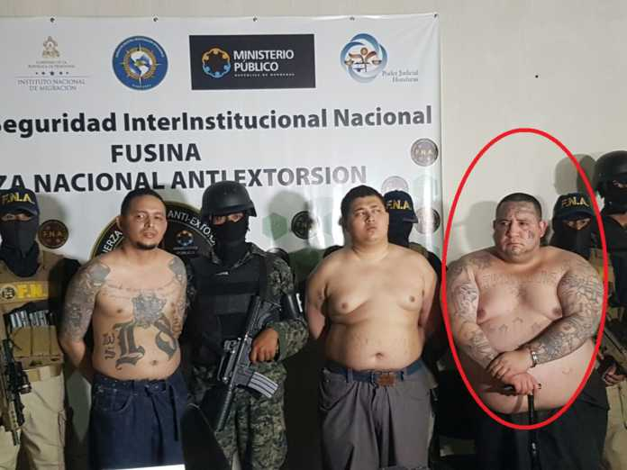 jefe de la pandilla 18