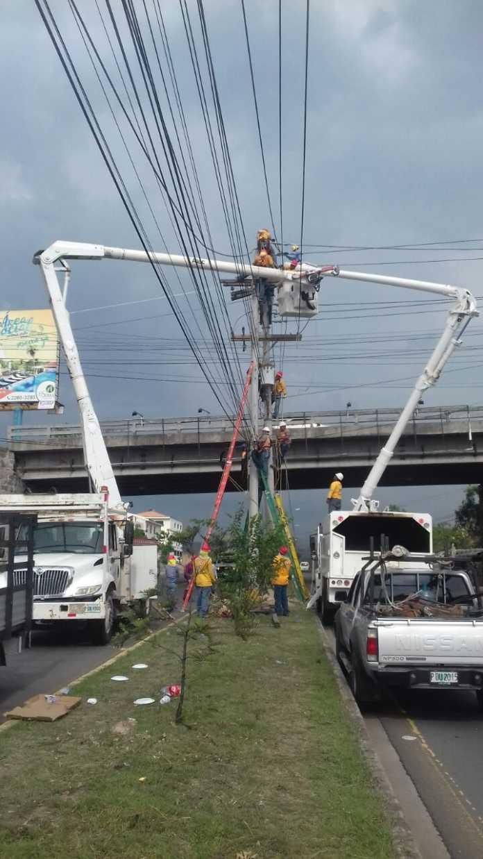 Empresa Energía Honduras