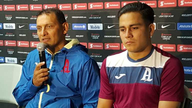 """""""Zarco"""" Rodríguez: """"esperamos escribir nuestra historia a favor"""""""