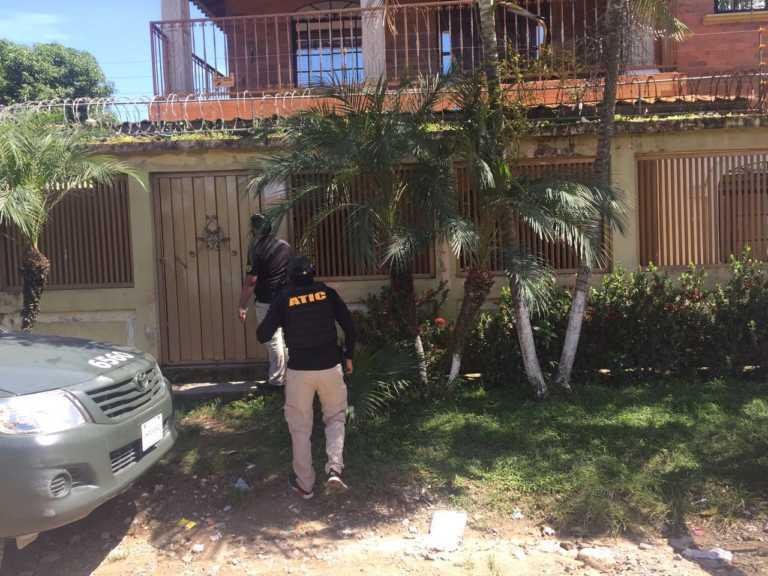 "Colón: Operación ""Agúan II"" contra socios de los Rivera Maradiaga"