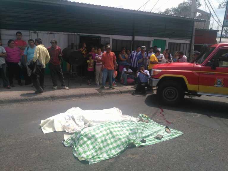 Madre e hija atropelladas en El Carrizal salieron del hospital para morir