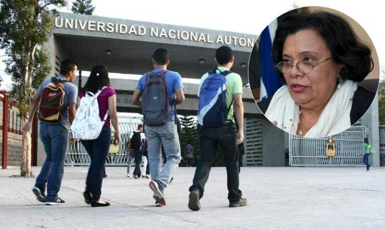 Posibles actos irregulares salpican administración de Julieta Castellanos en la UNAH