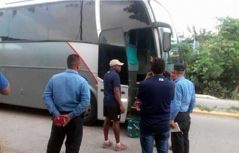 Autobús del Honduras Progreso atropella a ciclista