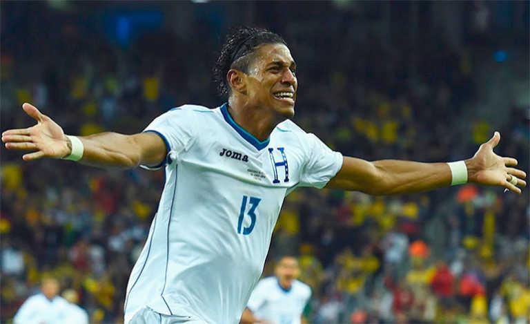 ¡CONFIRMADO! Carlo Costly regresa a la Selección de Honduras