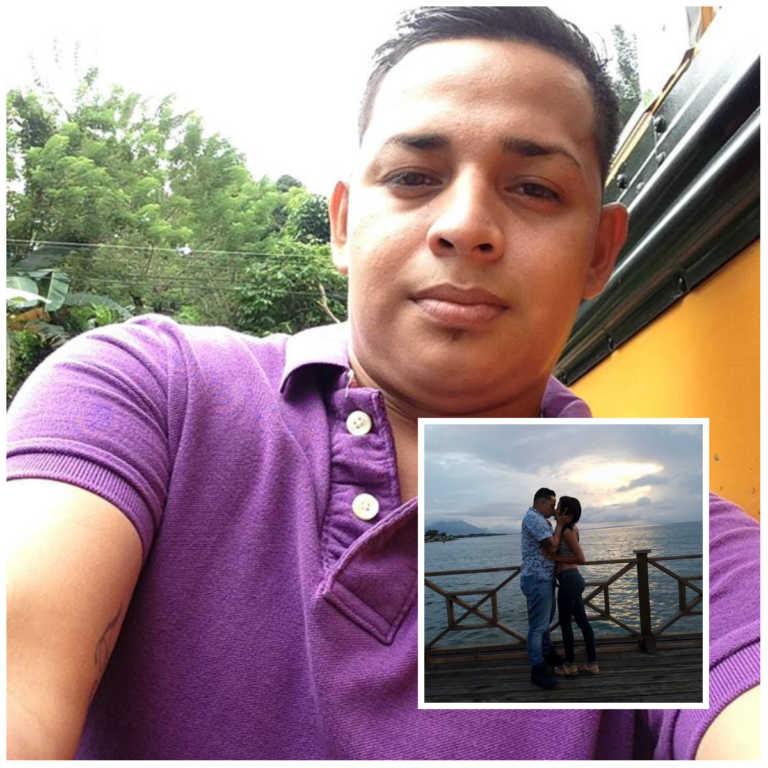 """""""Siempre estaré contigo mi amor"""": Motorista asesinado en La Ceiba"""