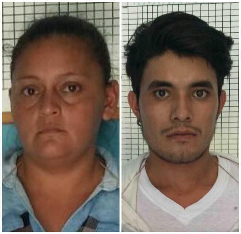 Colón: Los detienen en posesión de 100 libras de supuesta marihuana