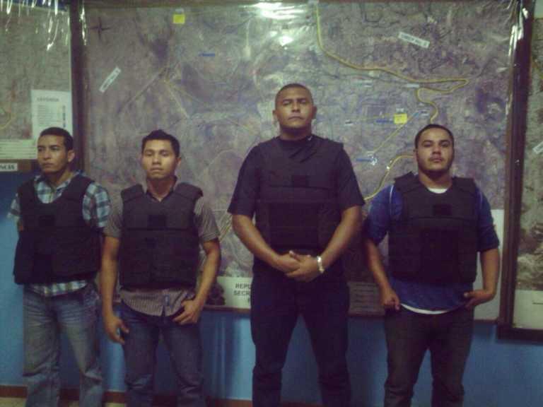Culpables declaran a cuatro ex policías militares por delito de secuestro