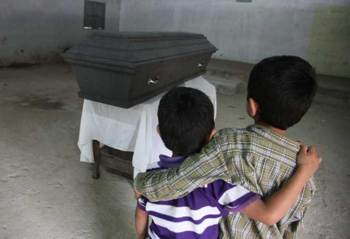 asesinatos de menores