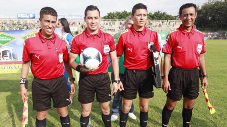 Establecidos los árbitros para la fecha cuatro del Apertura