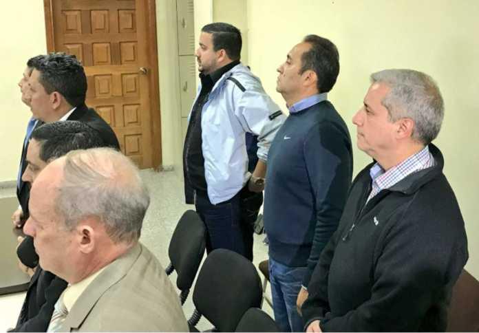 condena máxima para Mario Zelaya