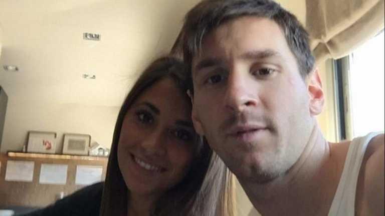 Lionel Messi será papá por tercera vez
