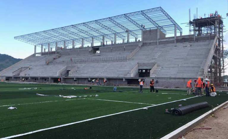 En septiembre inauguran estadio Emilio Williams de Choluteca