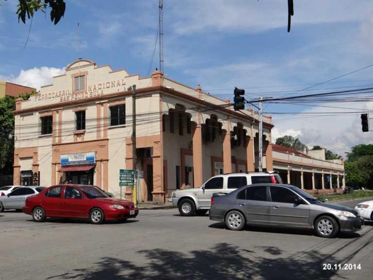 Municipalidad sampedrana y Antropología rescatarán edificios históricos