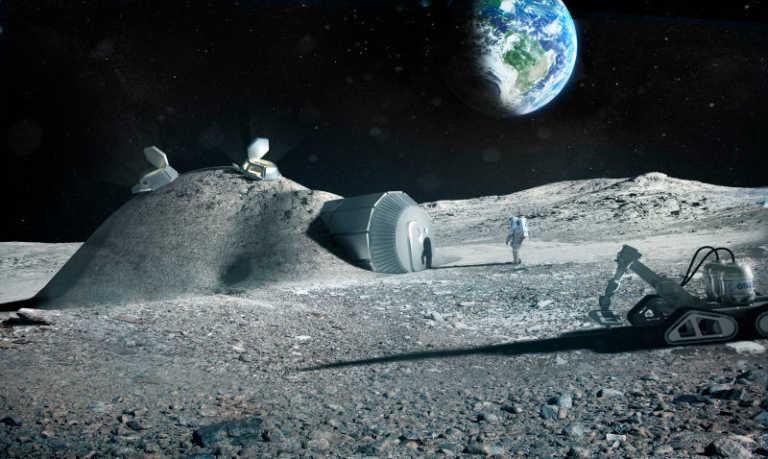 China enviará papas y semillas a la Luna para crear un ecosistema