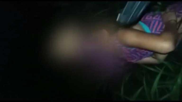 Imágenes del vídeo. Segundos en los que la menor rogaba por su vida.