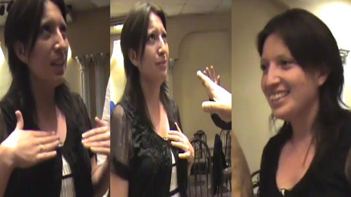 VIDEO: Pastor «hace crecer» pecho a mujer y dicen que es un milagro