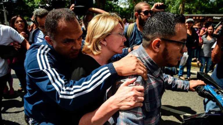 Constituyente venezolana destituye a fiscal general Luisa Ortega Díaz