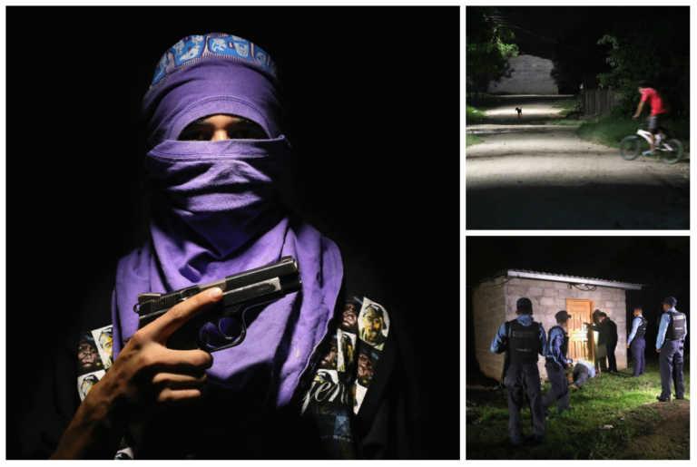 Infobae  Narcotráfico, crimen y pobreza: los rostros de la pandilla Barrio 18 en Honduras