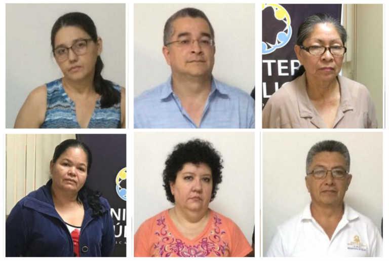 Fraude en Hospital de Santa Bárbara: prisión preventiva para seis funcionarios