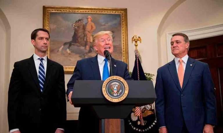 Trump y republicanos proponen sistema de visas con base en «méritos»