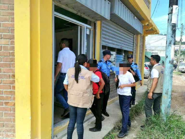"""Honduras: Operación """"Fortaleza"""" contra homicidas, violadores y agresores de niños"""