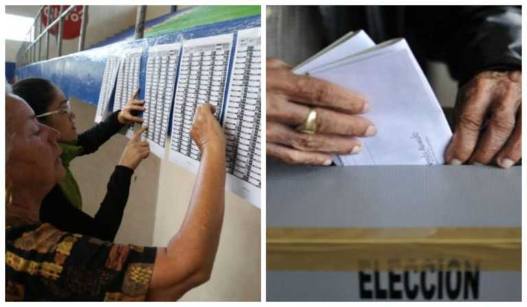 Próximo martes tendrá que estar listo Censo Nacional Electoral