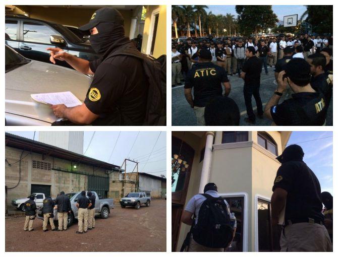 Honduras: Operación Avalancha III  busca neutralizar nuevos jefes de la MS