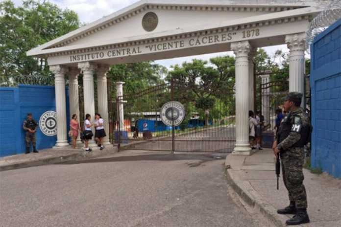 desaparece centralista en Tegucigalpa