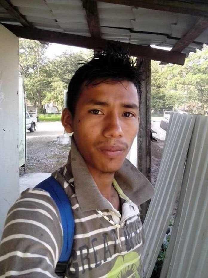 Identifican a hondureño