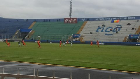 Marathón aplaza a la UPNFM en Tegucigalpa