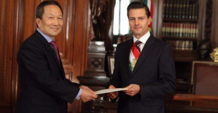 Expulsan de México al embajador de Corea del Norte