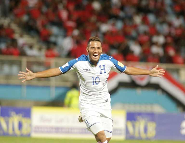 ¡Sufriendo Honduras derrotó a Trinidad y se mete en la eliminatoria!