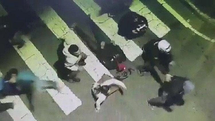 Cuatro personas mueren atropelladas cuando socorrían a un motociclista